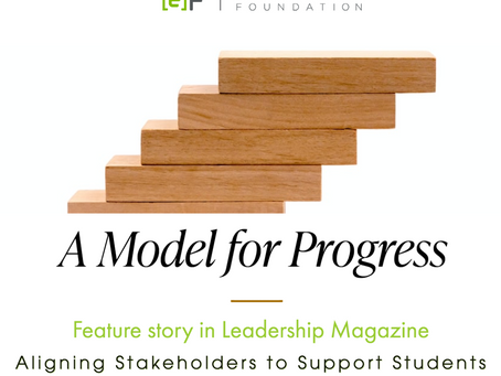 SVEF - A Model for Progress
