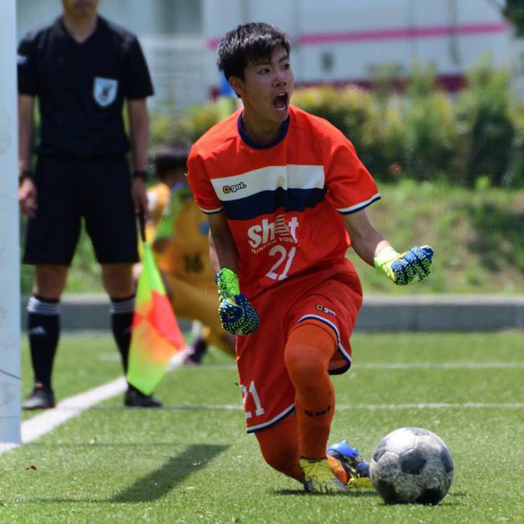 富田 颯太郎選手/シュートJrユースFC
