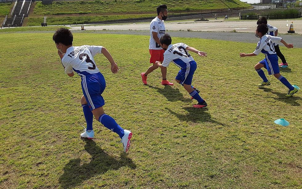 初心者・女の子・園児募集のサッカークラブ無料練習体験実施中
