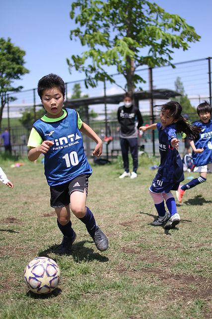 横浜市港北区綱島日吉少年サッカークラブチーム横浜SCつばさ