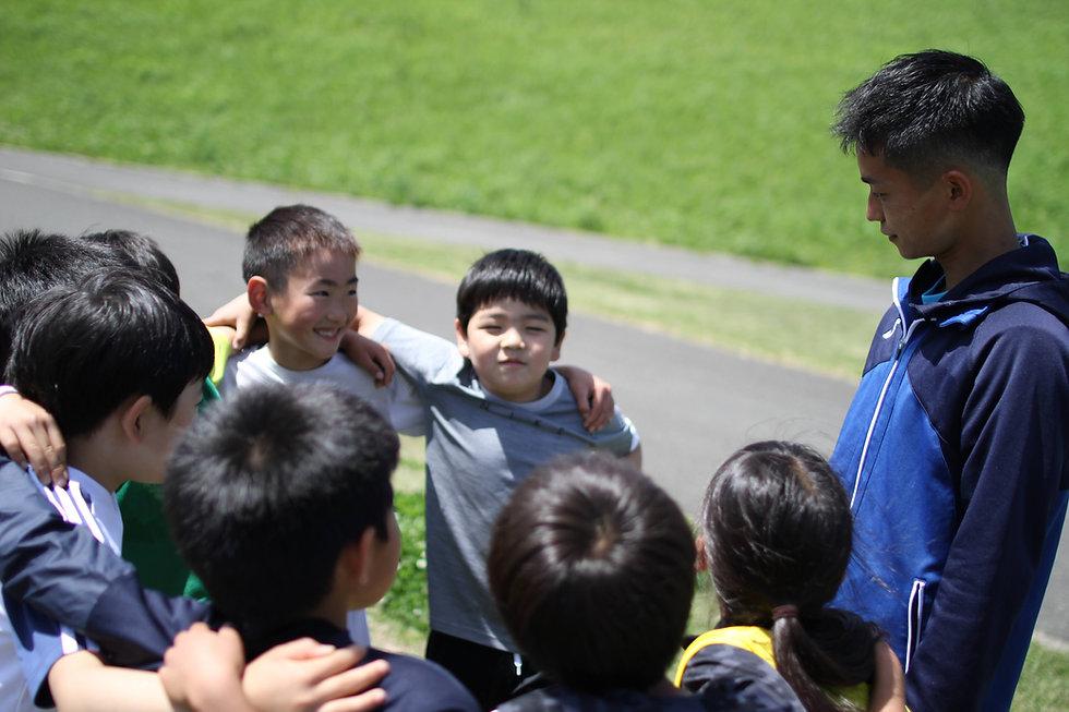 横浜市港北区綱島日吉少年サッカークラブチームメンバー募集無料練習体験受付中