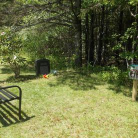 Maud Lewis gravesite is in the North Range Cemetery.