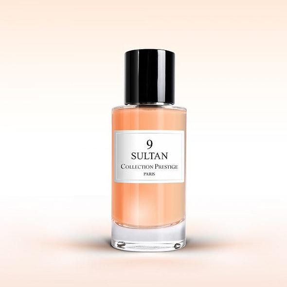 N°9 Sultan (Inspired by Aiicha)