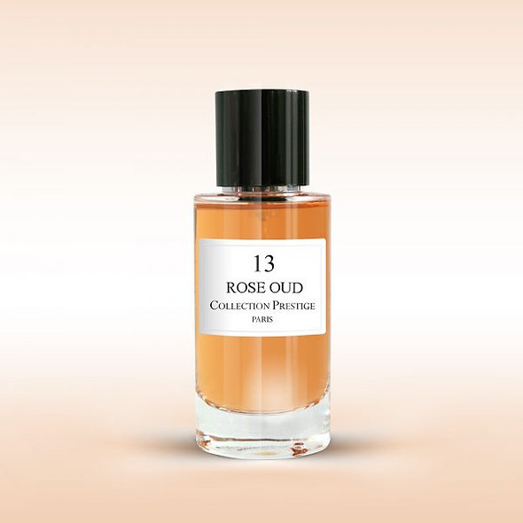 N°13 Rose Oud (Inspired by Rose D'Arabie)
