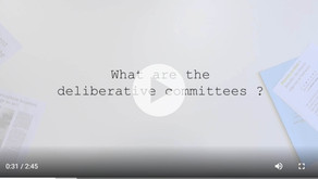 What are the deliberative committees?