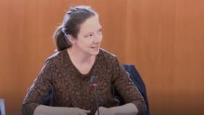 Santé mentale et maisons de repos: mes questions en Commission santé et aide aux personnes