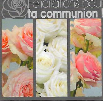 FELICITATION COMMUNION