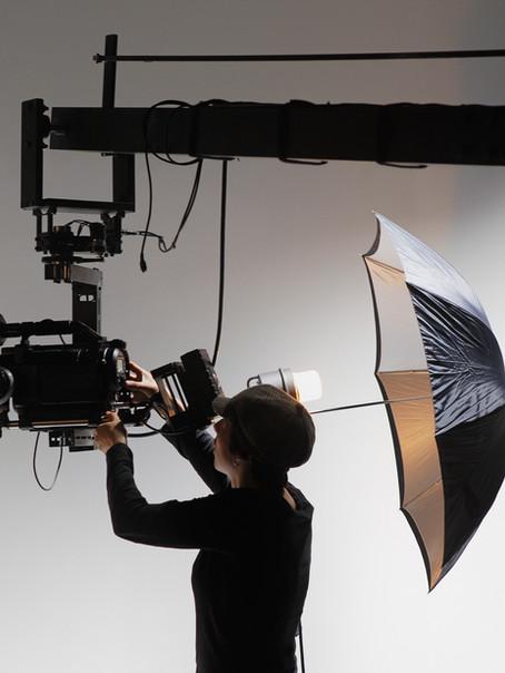 Produção de filmes em cir e pv do brasill e undo