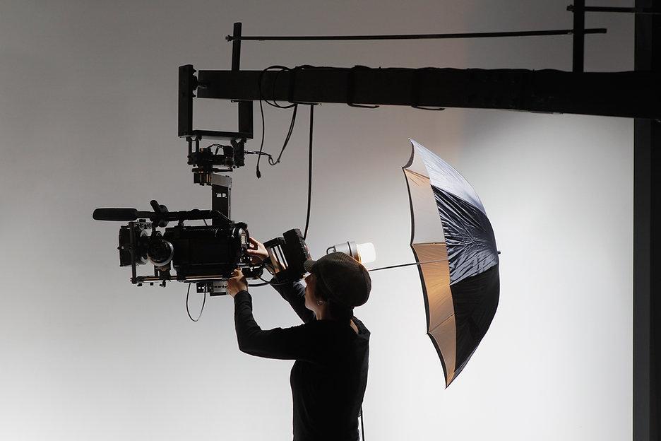 Production du film
