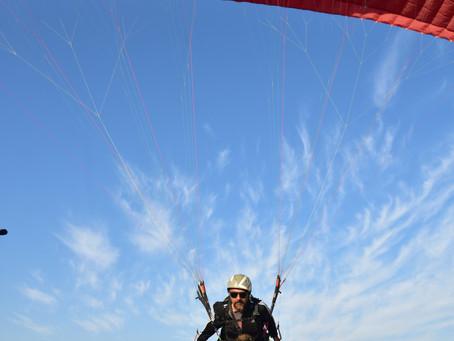 Gliding By