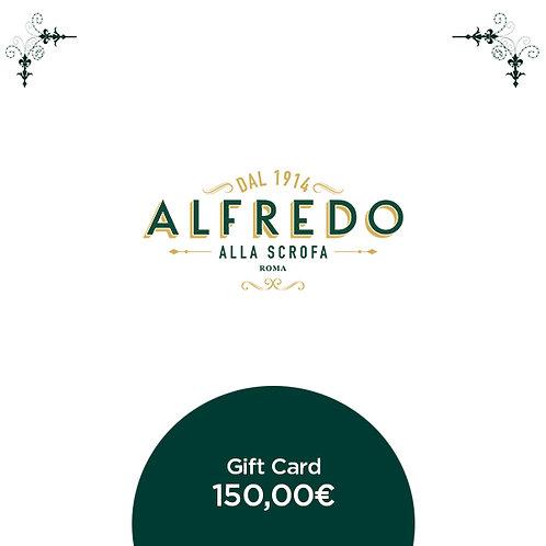Gift Card: 150€