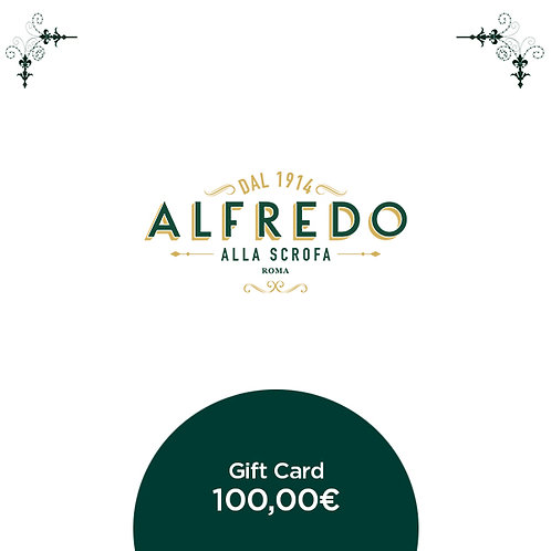 Gift Card: 100€