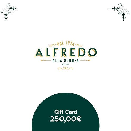 Gift Card: 250€