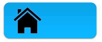 Blue container box with a silhouette of a simple house