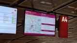 Ankunftsebene, Informationen für ankommende Fluggäste