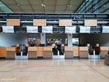 Terminal, Ebene E1 (Abflug)
