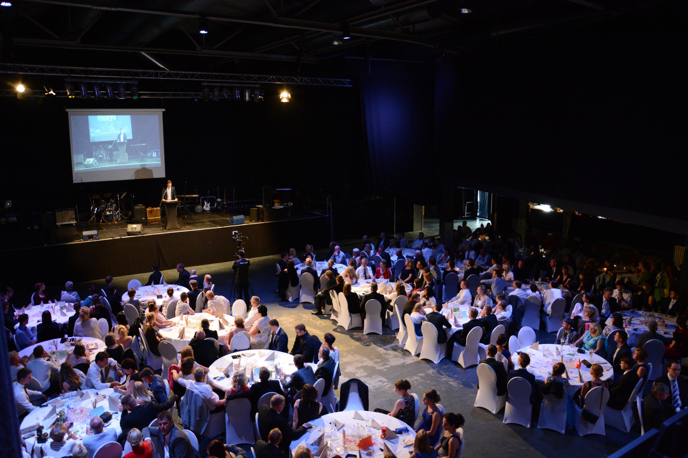 Abiball 2016 in der Columbiahalle