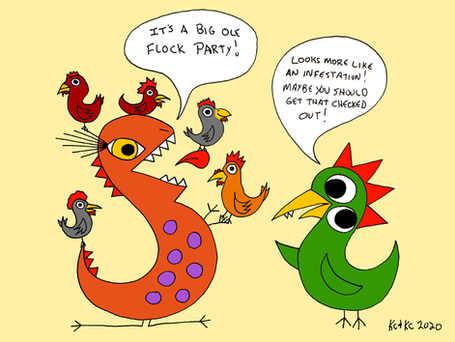 Chicken Infestation