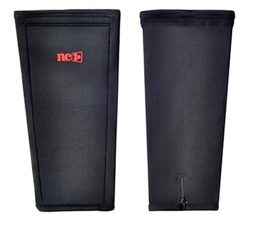 Caneleira NC Neoprene 3mm Preta
