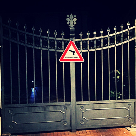 Slot op de privacy deur!