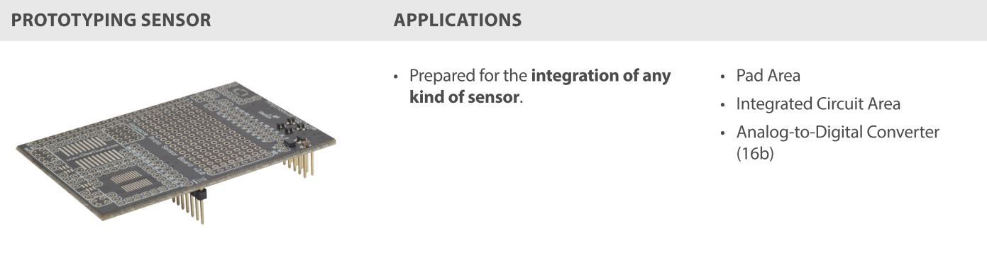 Prototyping Sensor Board