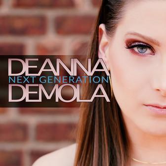 "Deanna DeMola -  2020 W.A.M. Award Winner for 'Female Artist of the Year' - ""Next Generation"""