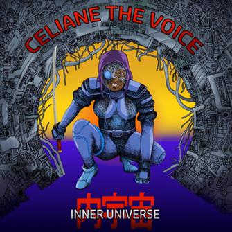 Celiane The Voice - 'Inner Universe'