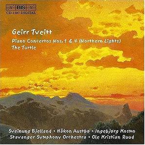 Tveitt: Piano Concerto no.1