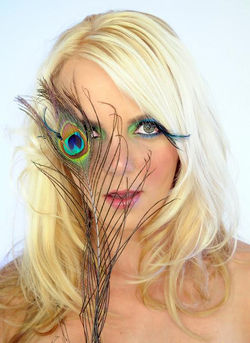 Model - Peacock