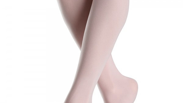 Kids Footed Pink Tights