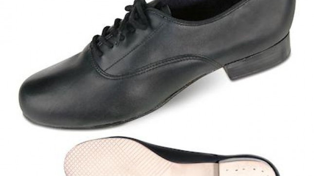 Mens Leather Oxford Shoe