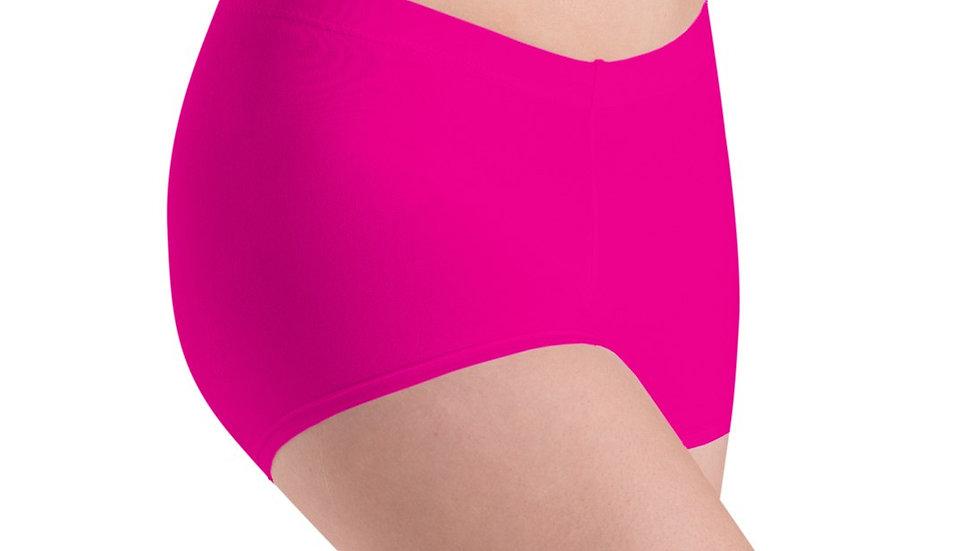 Motionwear Fuchsia Shorts