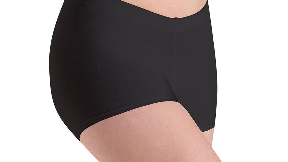 Motionwear Black Shorts