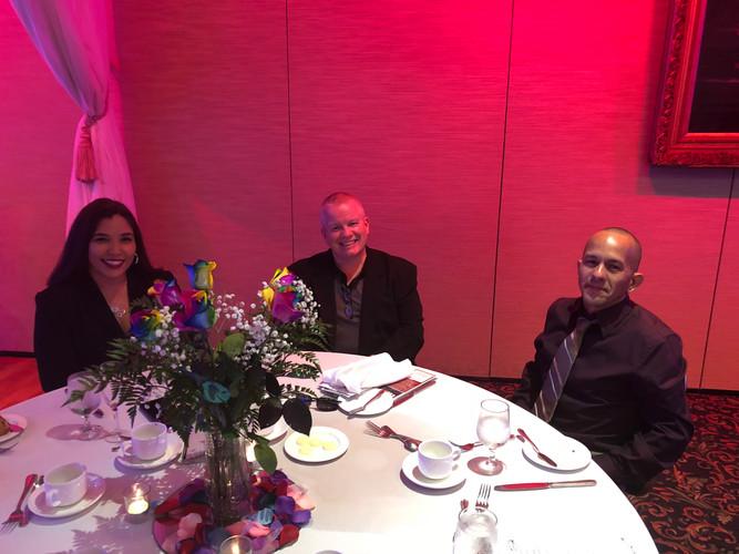 Inaugural Formal Dinner June 2018