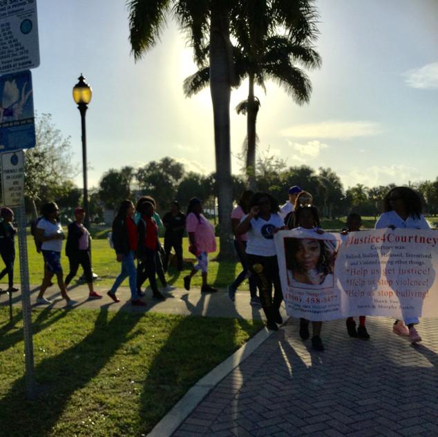 Anti-Bullying Walk
