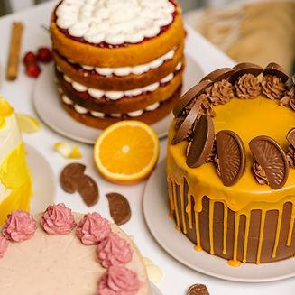 Cakes at Melk