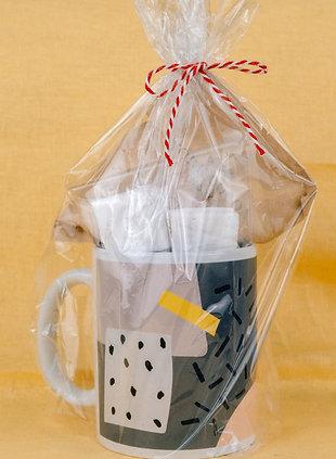 Hot Chocolate Mug Gift Set