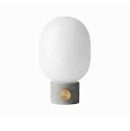 Lampe à poser socle béton