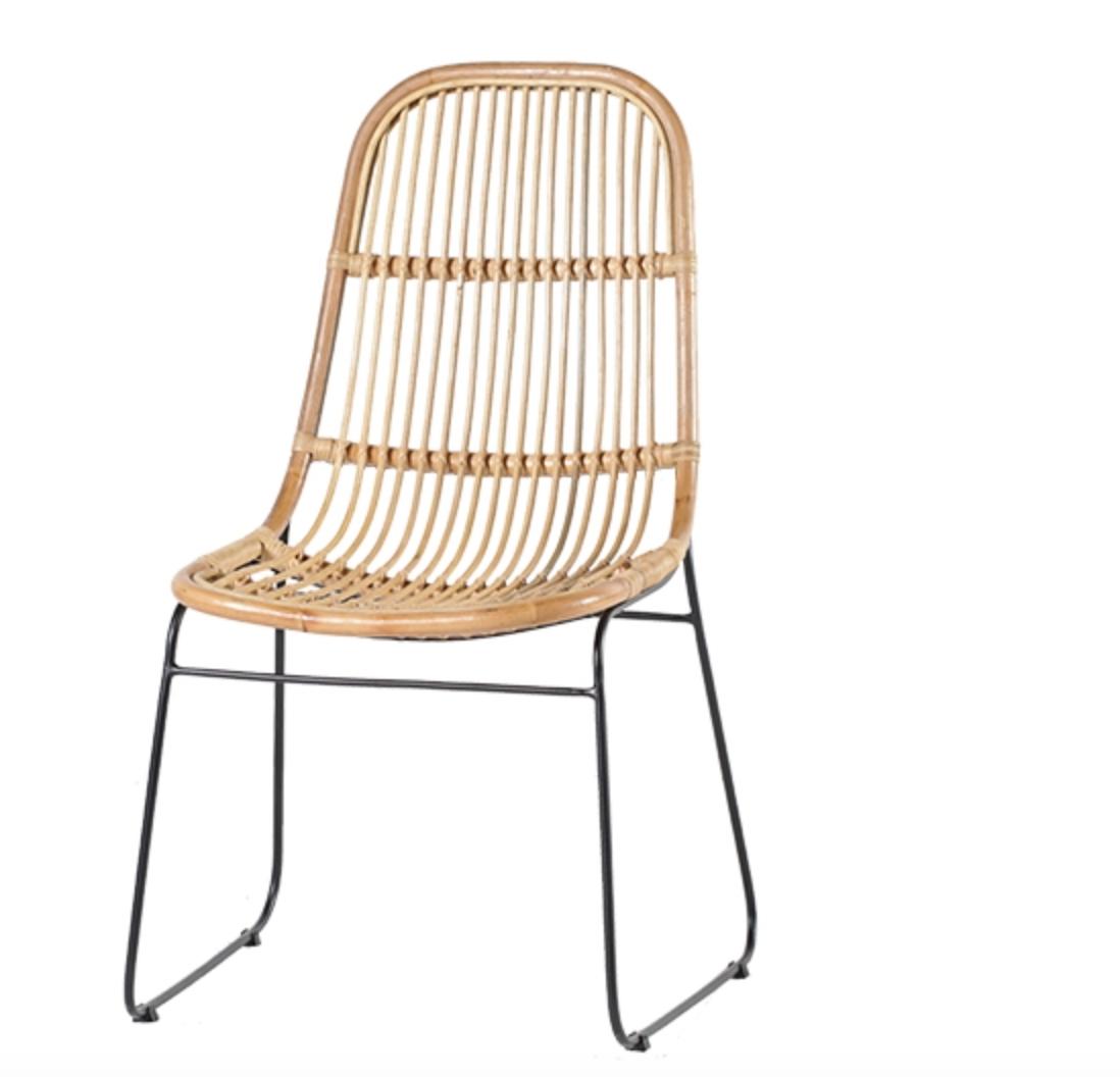 Chaise Rotin Palma