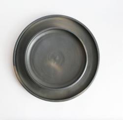 Assiette Ceramica nera