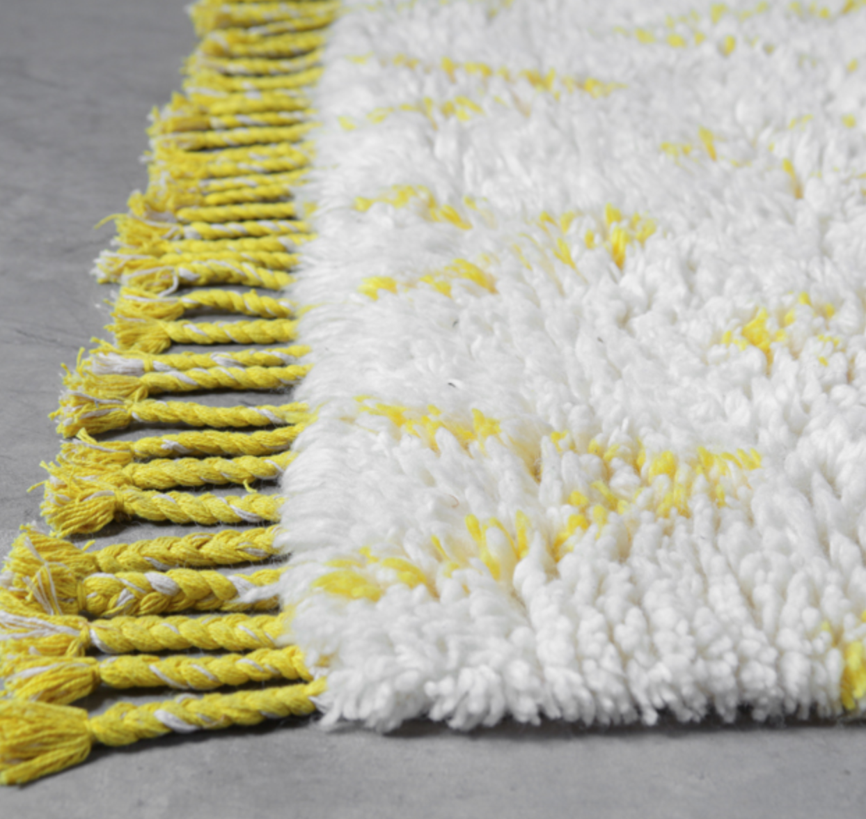 Tapis Mara Yellow