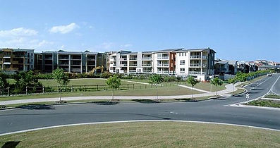 Lakewood Reserve apartments & townhouses, Construction Management & Development Pty Ltd