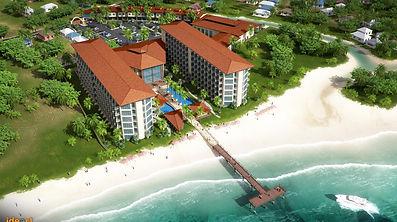 Baung Beach Resort Hotel, Construction Management & Development Pty Ltd