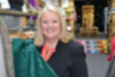 Christina McKelvie gets her eye on a dre