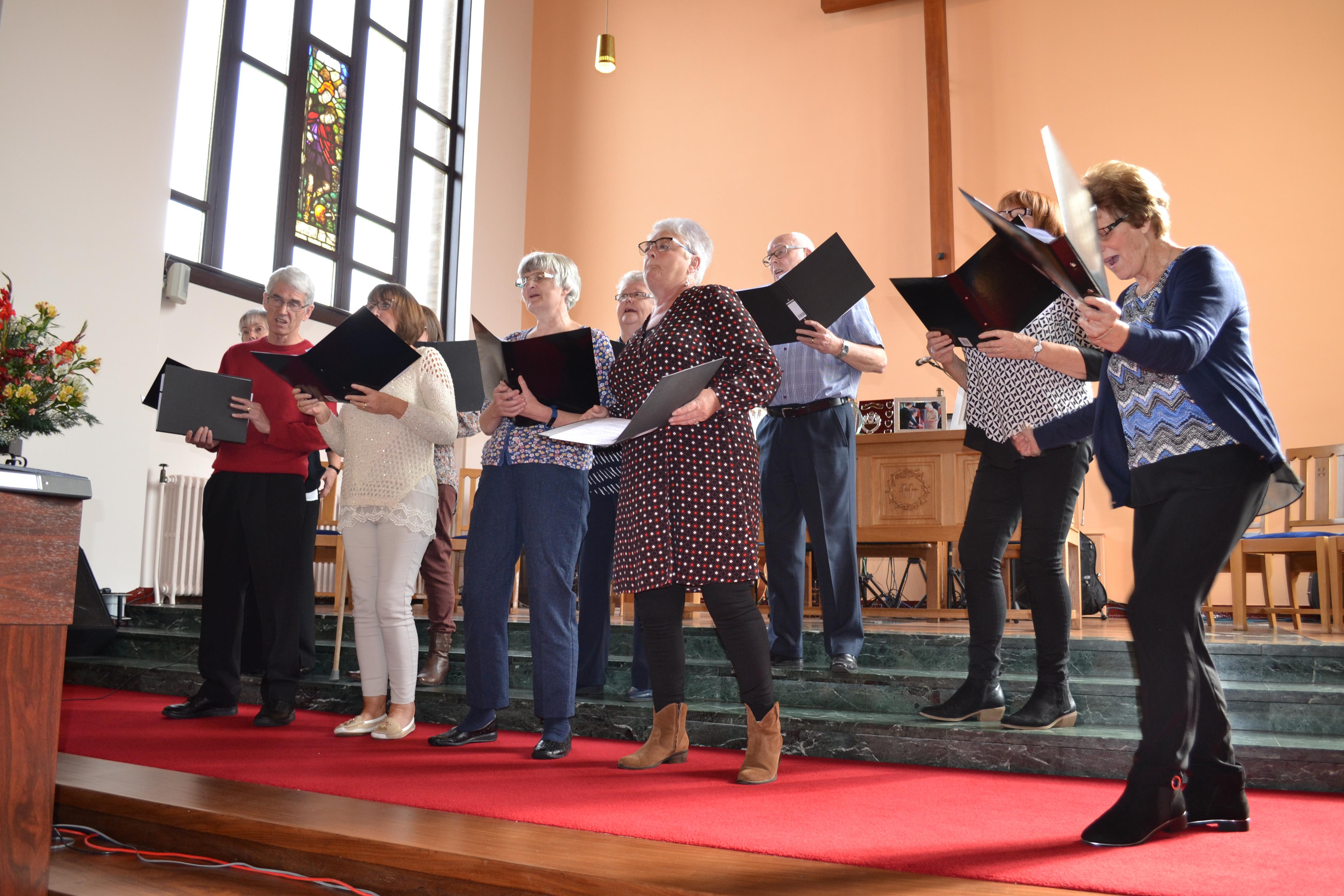 Halfway Singing Group