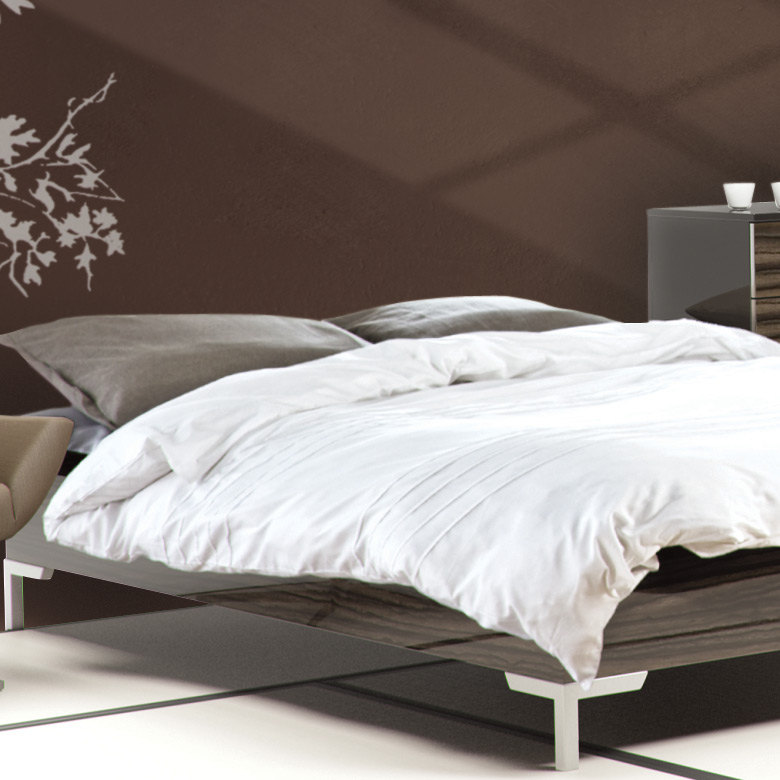 Zurfiz Milan Bed