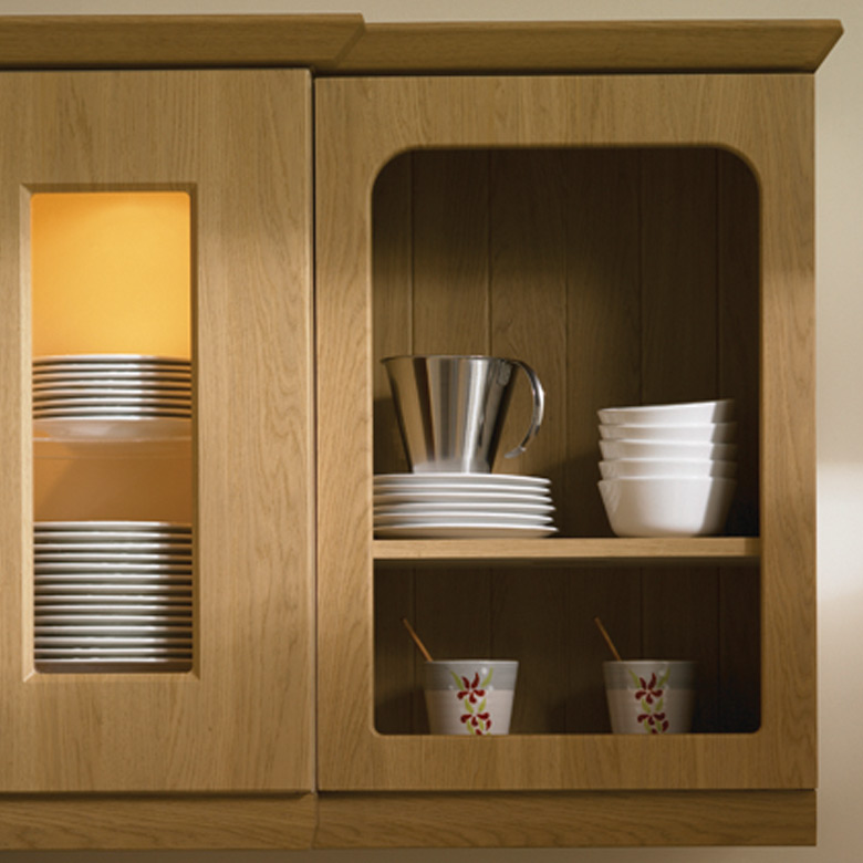 Display Cabinet Surround