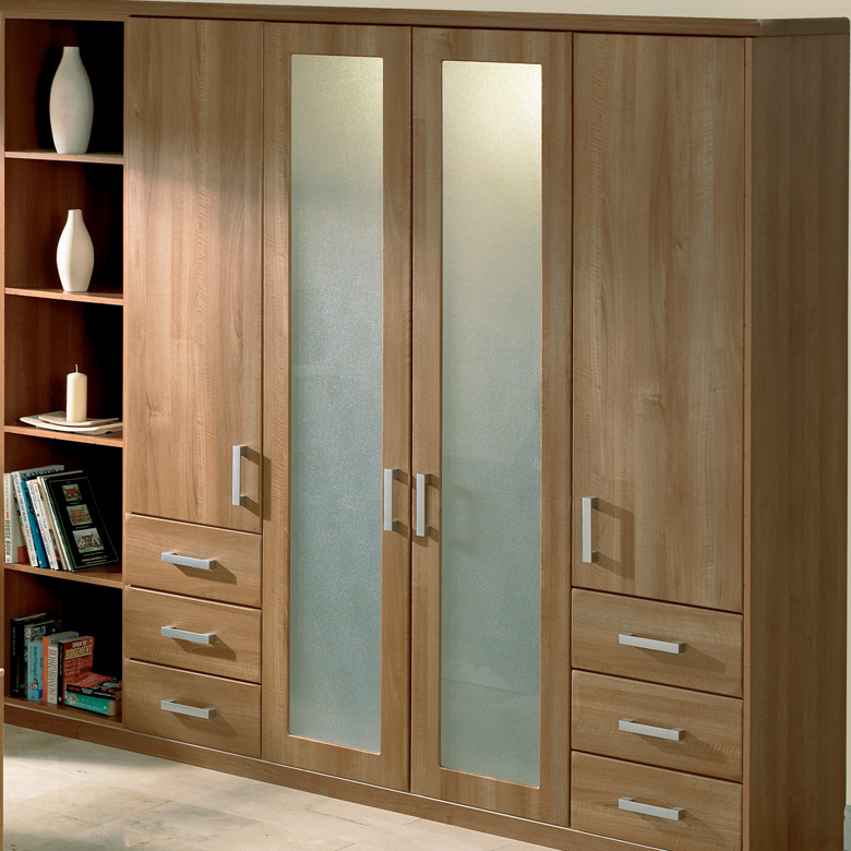 Glazed Full Height Doors