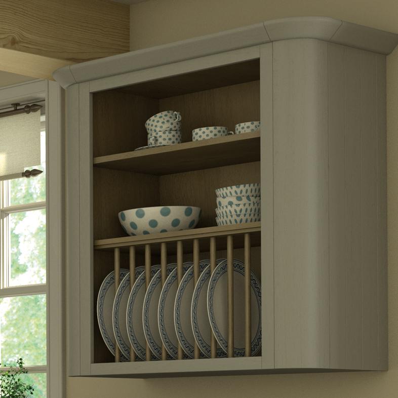 Pronto Display Cabinet Surround