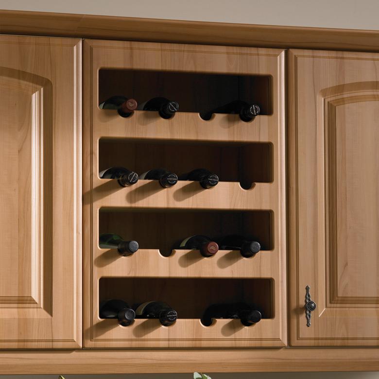 Plain Wine Rack